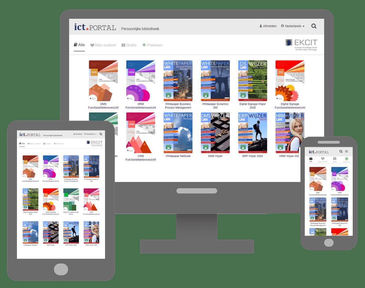 digitale ict bibliotheek