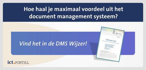 advies document management software voordeel
