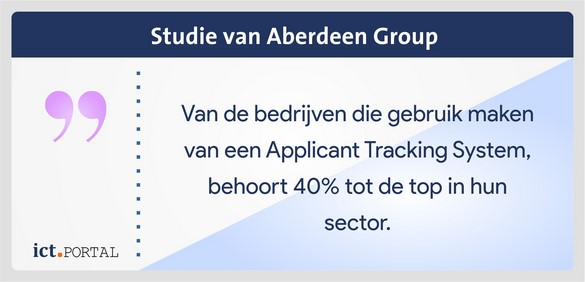 applicant tracking system top sector