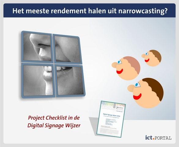 digital signage valkuilen tips checklist