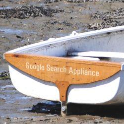 Google stopt met zijn Search Appliance